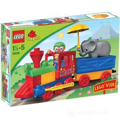 LEGO Duplo - Il trenino del circo (5606)