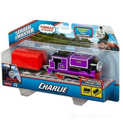 Charlie - Protagonisti Amici Trackmaster (CDB71)