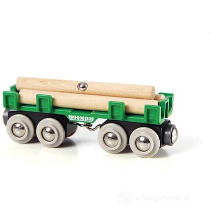 Vagone porta-tronchi (4433696)