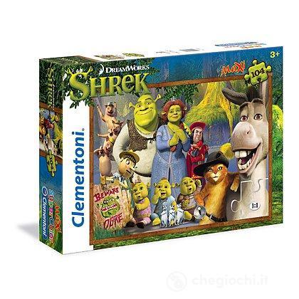 Shrek MaxiPuzzle 104 pezzi (23696)