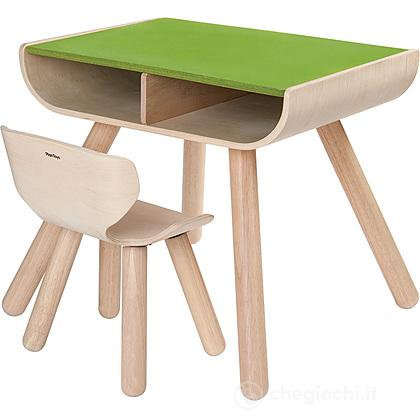 Tavolo Con Sedia - Mobili e arredamento - Plan Toys - Giocattoli ...