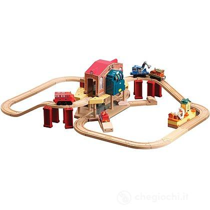 Chuggington Calley's Rescue Set (lights & sounds)
