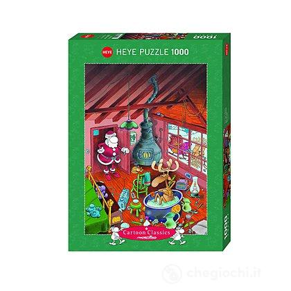 Puzzle 1000 Pezzi - Hurry Up!