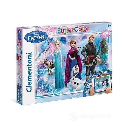 Frozen Puzzle104 Pezzi con APP (20702)