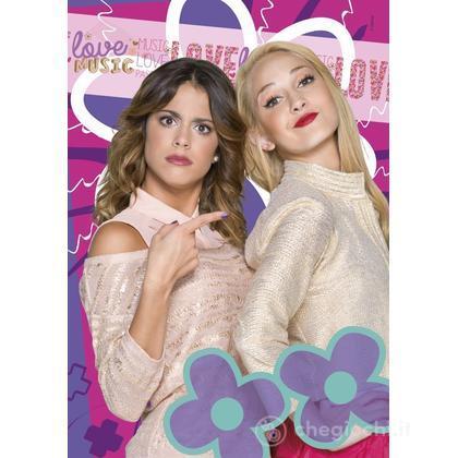 Violetta e Ludmilla - Puzzle Tubo Disney Violetta 350 pezzi (21702)