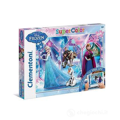 Frozen Puzzle 104 Pezzi con APP (20703)