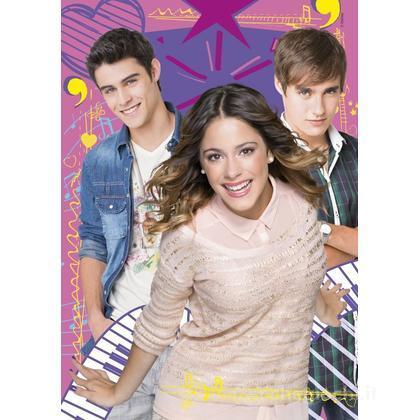 Love - Puzzle Tubo Disney Violetta 350 pezzi (21703)