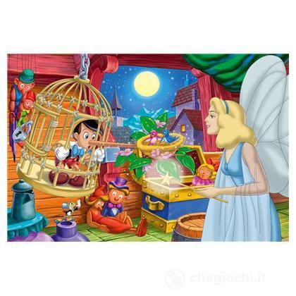 Puzzle Maxi Pinocchio: La Bugia 60 Pezzi