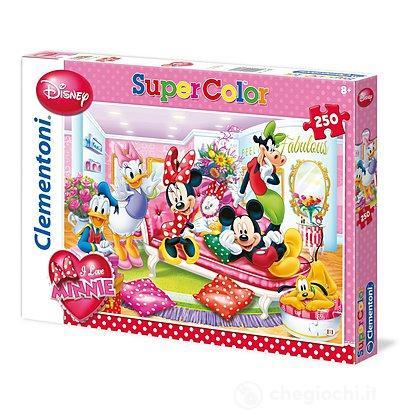 Minnie: Fabulous Puzzle 250 pezzi (29703)