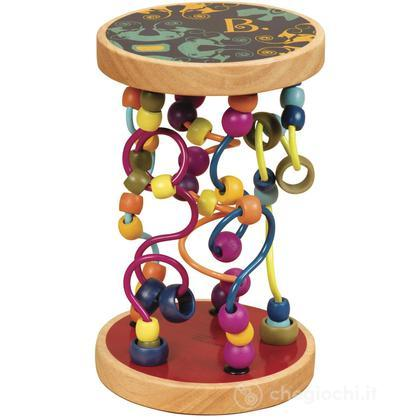 A-Maze, Loopty Loo Labirinto Con Perline Colorate