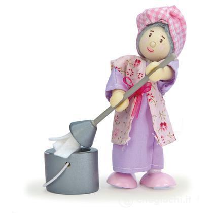 Donna delle pulizie (BK706)