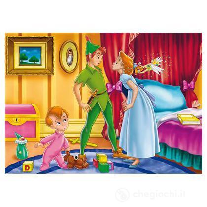 Puzzle 104 pezzi Peter e Wendy