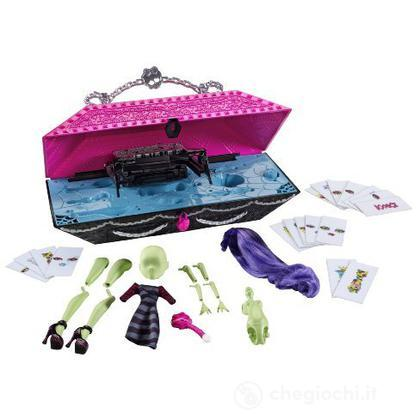 Il laboratorio delle Monster High (X3732)