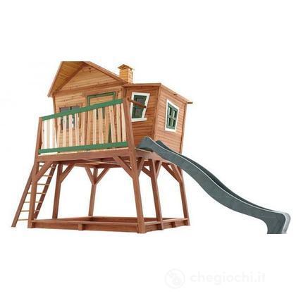 Casetta in legno Playhouse Max