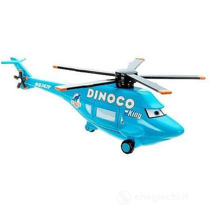 Cars Dinoco Helicopter (N7230)