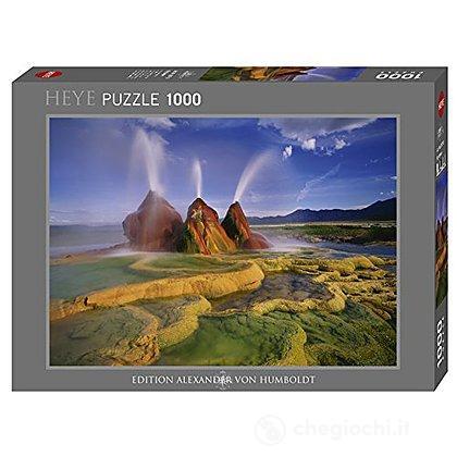 Puzzle 1000 Pezzi - Geyser