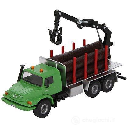 Camion Trasporto Tronchi 1:50 (2714)
