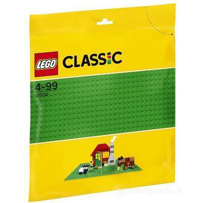 Base verde - Lego Classic (10700)