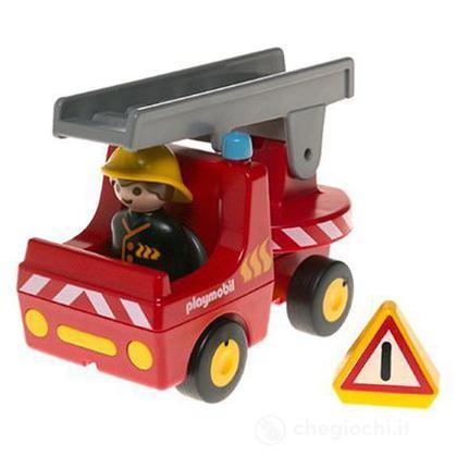 Camion pompieri 1.2.3. (6716)