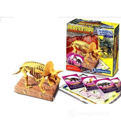 Dinosauri Triceratopo