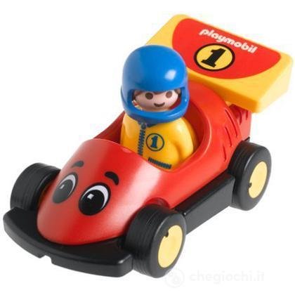 Auto da corsa 1.2.3. (6718)