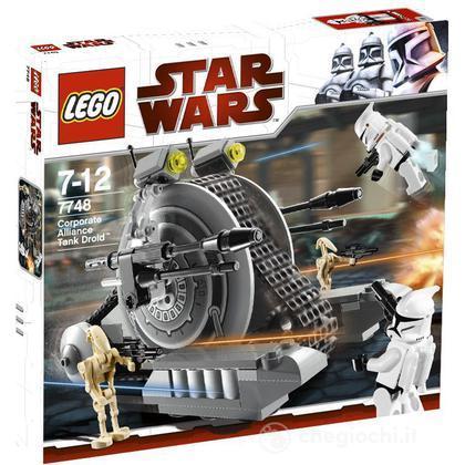 LEGO Star Wars - Corporate alliance tank droid (7748)