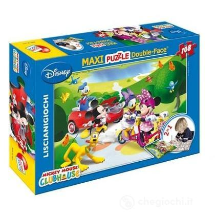 Puzzle df supermaxi 108 Mickey Club House