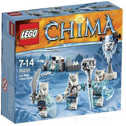 Tribù degli Orsi - Lego Legends of Chima (70230)