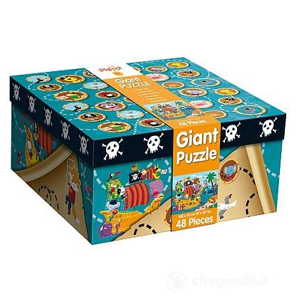 Giant Puzzle The Pirate Ship (47222)