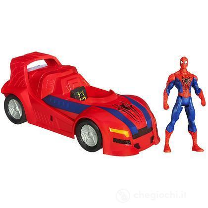 Spider-Man Amazing 2 Veicolo 3 In 1 (A6283E27)