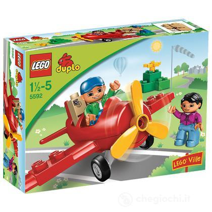 LEGO Duplo - Il mio primo aeroplano (5592)