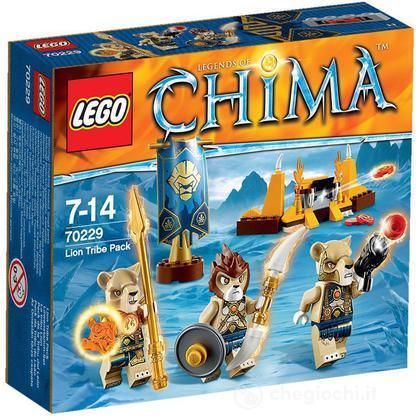 Tribù dei Leoni - Lego Legends of Chima (70229)