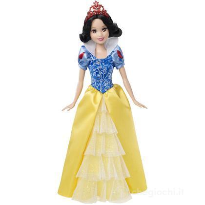 Principesse Disney scintillanti - Biancaneve (T7205)
