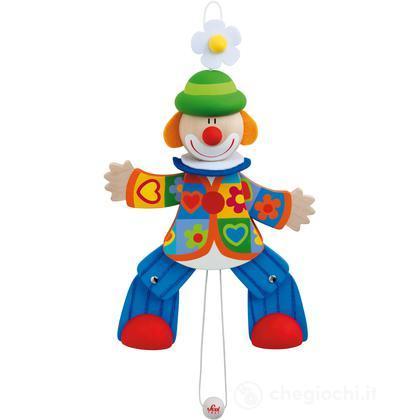 Burattino Clown Margherita