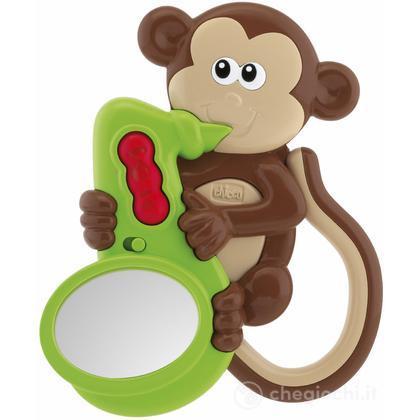 Gioco Trillino Baby Senses Musicale Scimmia