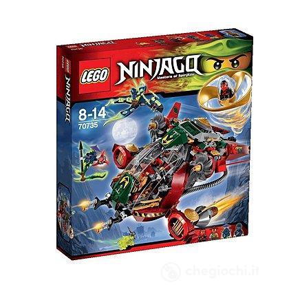 Il R.E.X. di Ronin - Lego Ninjago (70735)