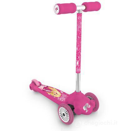 Monopattino con ruote girevoli Barbie (18732)