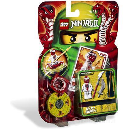 LEGO Ninjago - Snappa (9564)