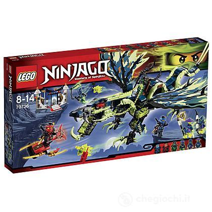 L'attacco del Dragone Moro - Lego Ninjago (70736)