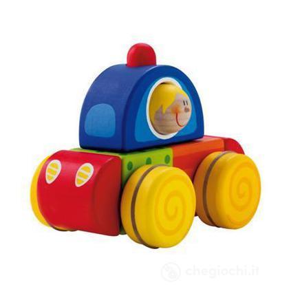 Squeaky Car