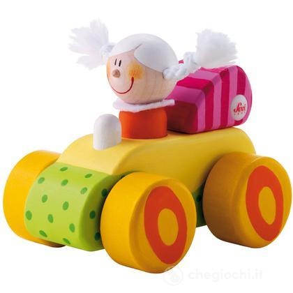 Speedy Cabrio