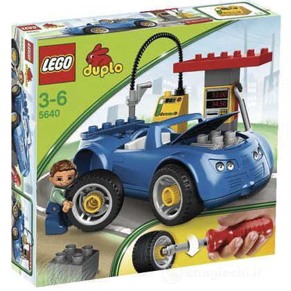 LEGO Duplo - Stazione di servizio (5640)