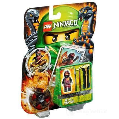 NRG Cole - Lego Ninjago (9572)