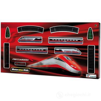 Treno Freccia Rossa a batteria 1:87 (497384)