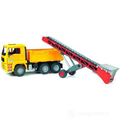Camion con nastro trasportatore (2740)