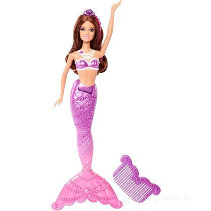Barbie Pearl Princess viola - Barbie Amiche Sirene (BDB48)
