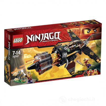 Spara missili - Lego Ninjago (70747)