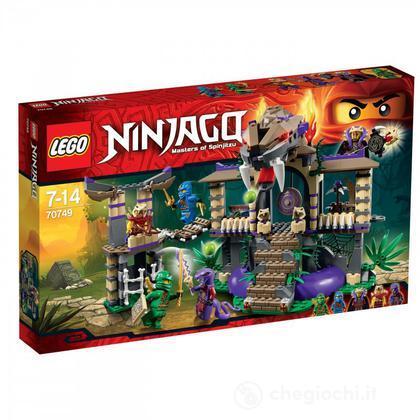 Il Tempio Anacondrai - Lego Ninjago (70749)