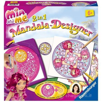 Mandala Designer 2 in 1 Mia e Me