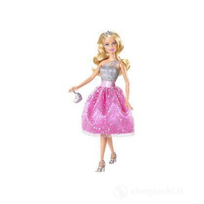 Barbie principessa moderna (R6391)